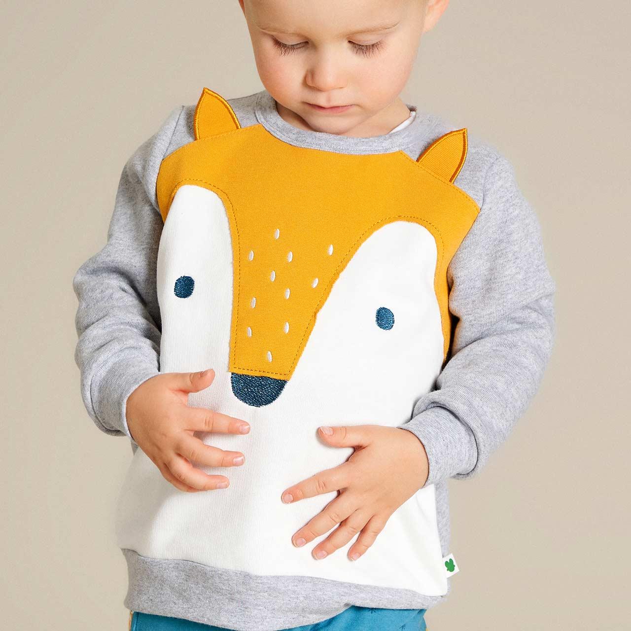 Pullover, Fuchs