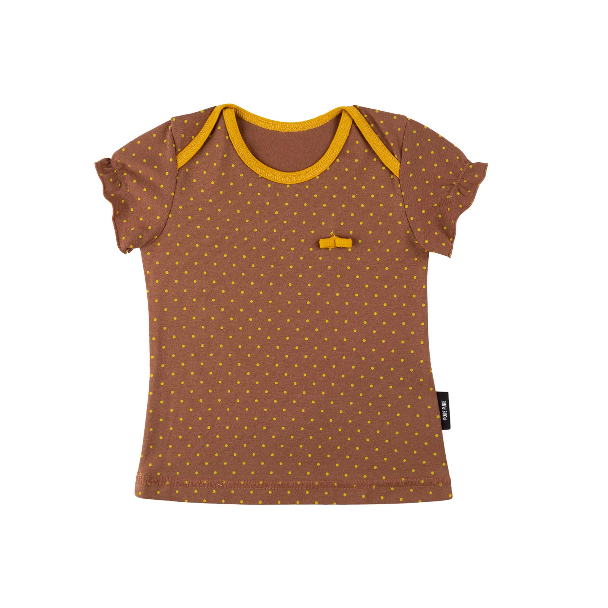Basicshirt für Mini-Mäuse / PURE PURE