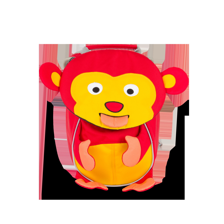 Kinderrucksak, Affe