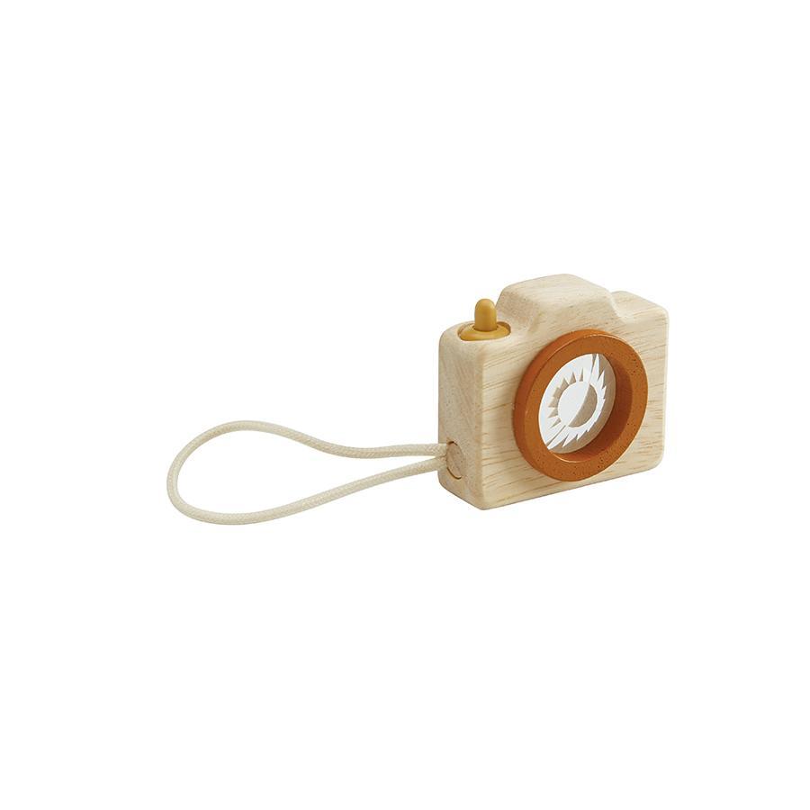 Mini-Kamera, Kaleidoskop aus Holz