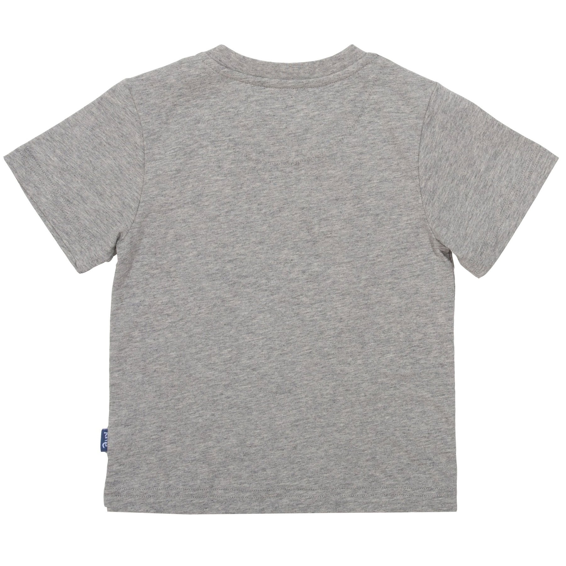 T-Shirt, graumeliert, Äffchen