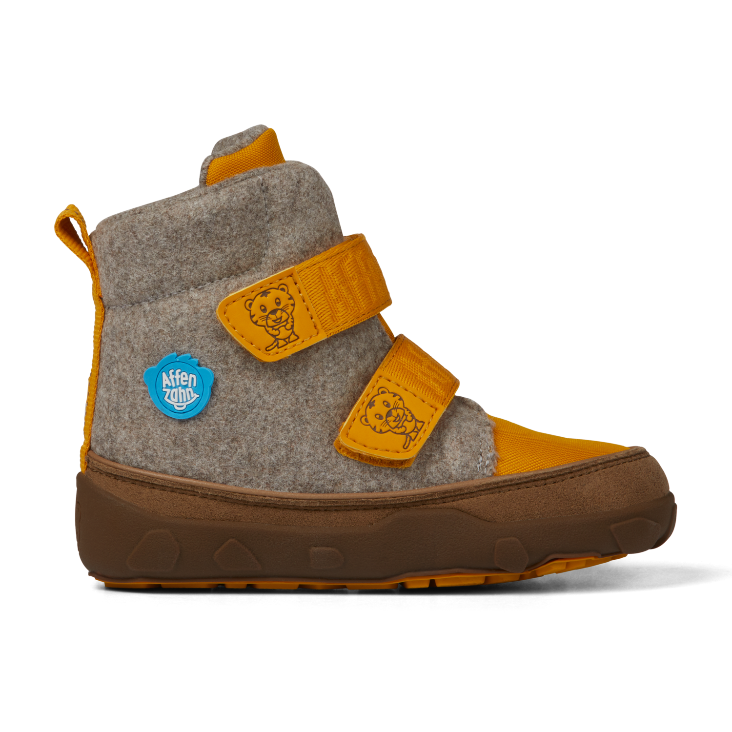 Winter Boot Tiger / Wolle