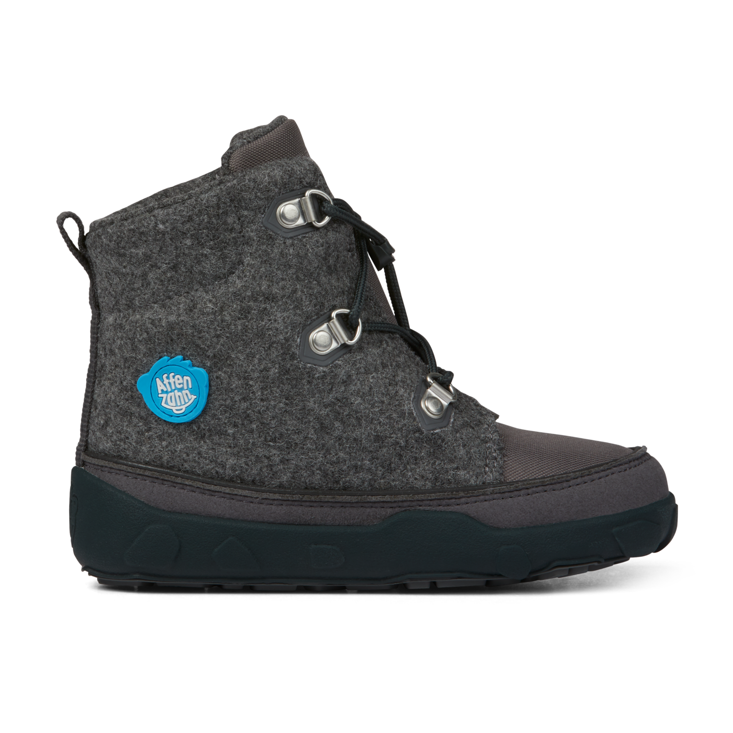 Winter Boot Lace Dog / Wolle