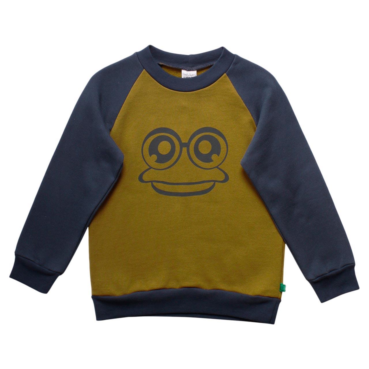 Pullover olivgrün von Freds World
