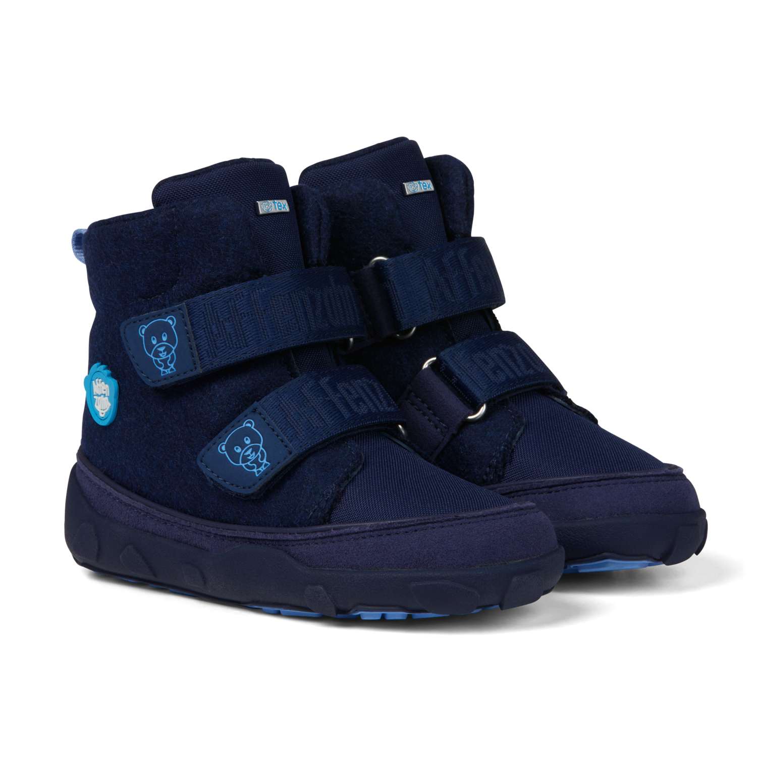 Winter Boot Bear / Wolle