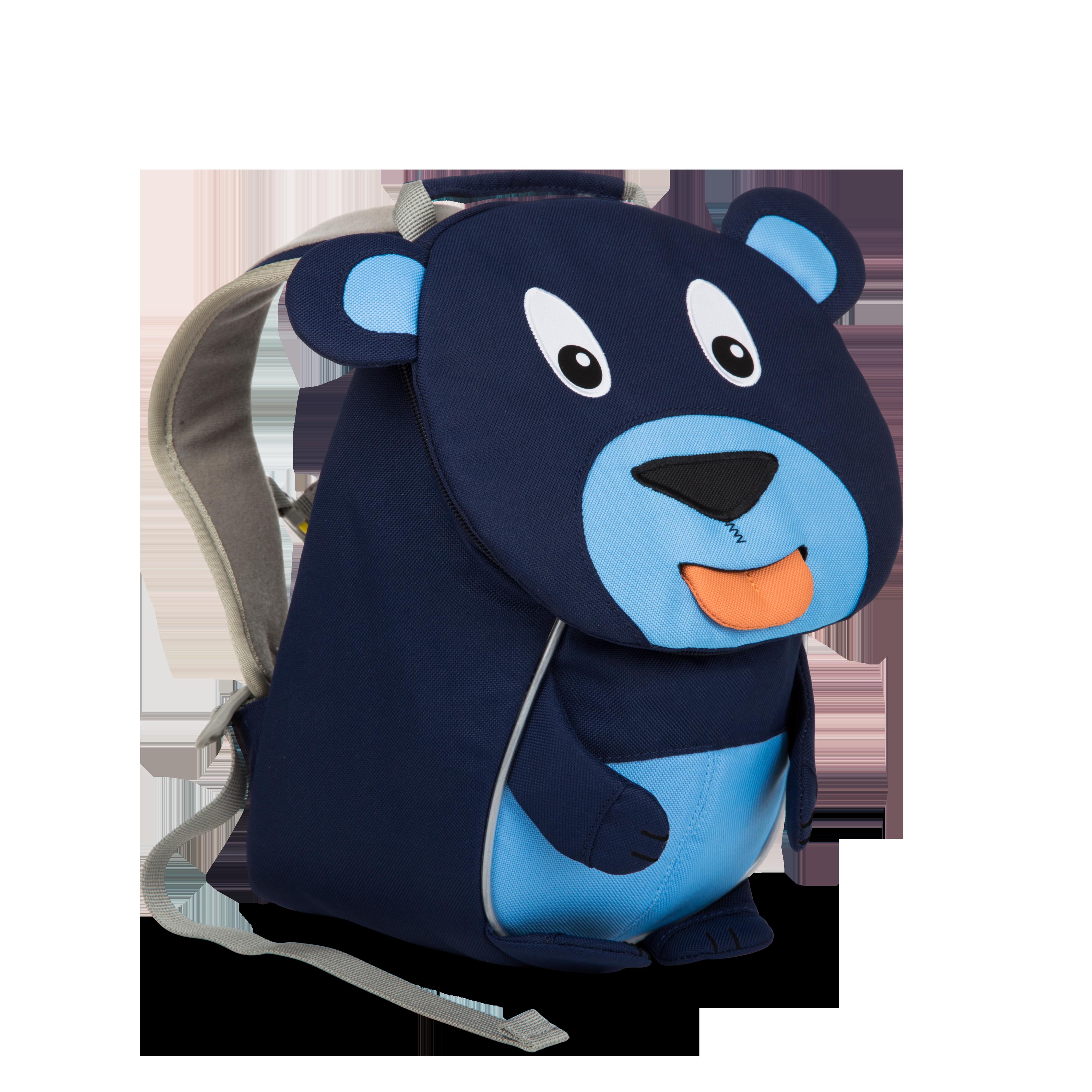 Kinderrucksack, Bär
